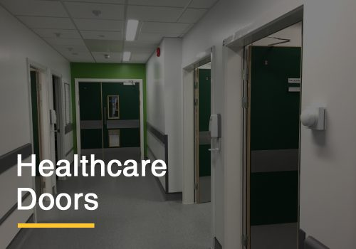healthcare doors, door manufacturer uk, internal doors manchester