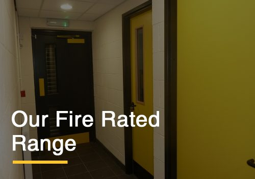 fire rated doors, door manufacturer manchester, hospital doorsets manchester