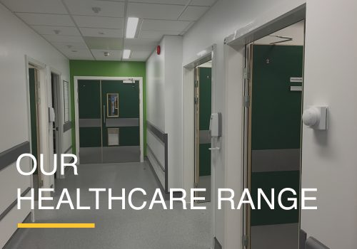 healthcare doors, veneered doors london, door manufacturer UK